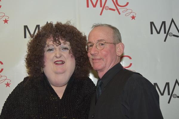 Ruby Rims and John McMahon