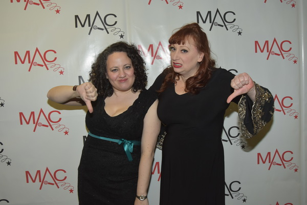 Amy Wolk and Lorinda Lisitza Photo