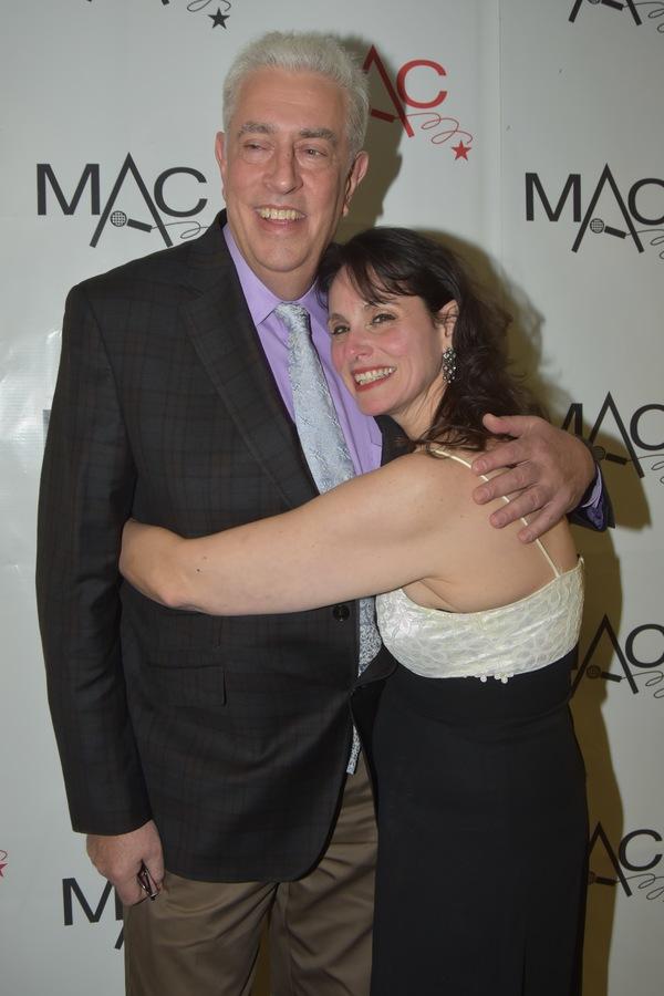 Scott Barbarino and Elaine Brier
