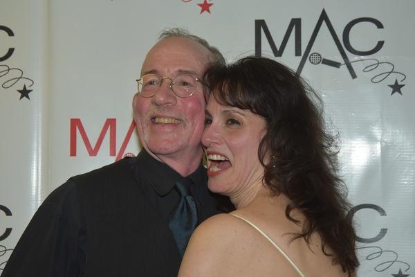 John McMahon and Elaine Brier