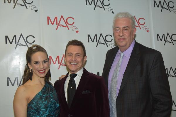 Dawn Derow, Jeff Harner and Scott Barbarino