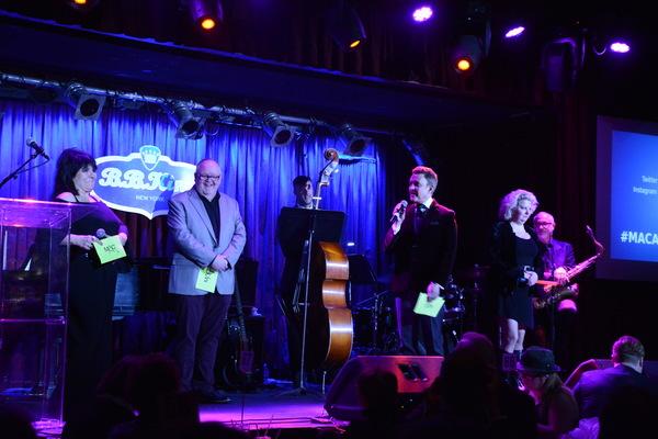 Lina Koutrakos, Lennie Watts, Jeff Harner and Tanya Moberly