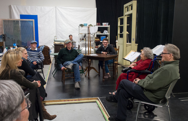 Photos: Cast of TheatreWorks Silicon Valley's BRIDGES OF MADISON COUNTY Meets A Special Guest