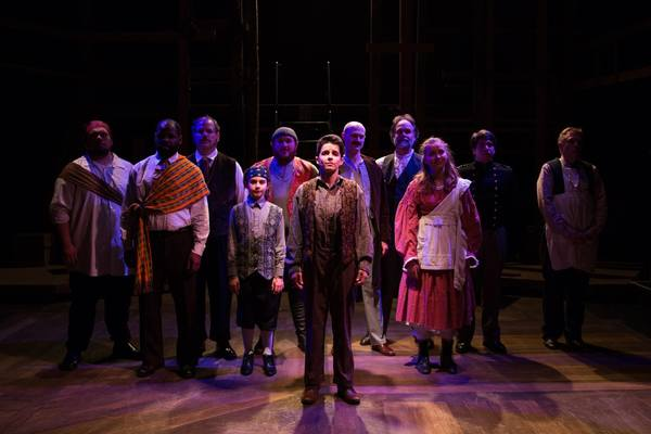 Photo Flash: The Lakewood Playhouse Presents PETER AND THE STARCATCHER