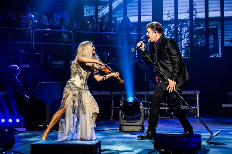 BWW Review:  Classical Standards Play Second Fiddle to Power Anthems in ROCKTOPIA