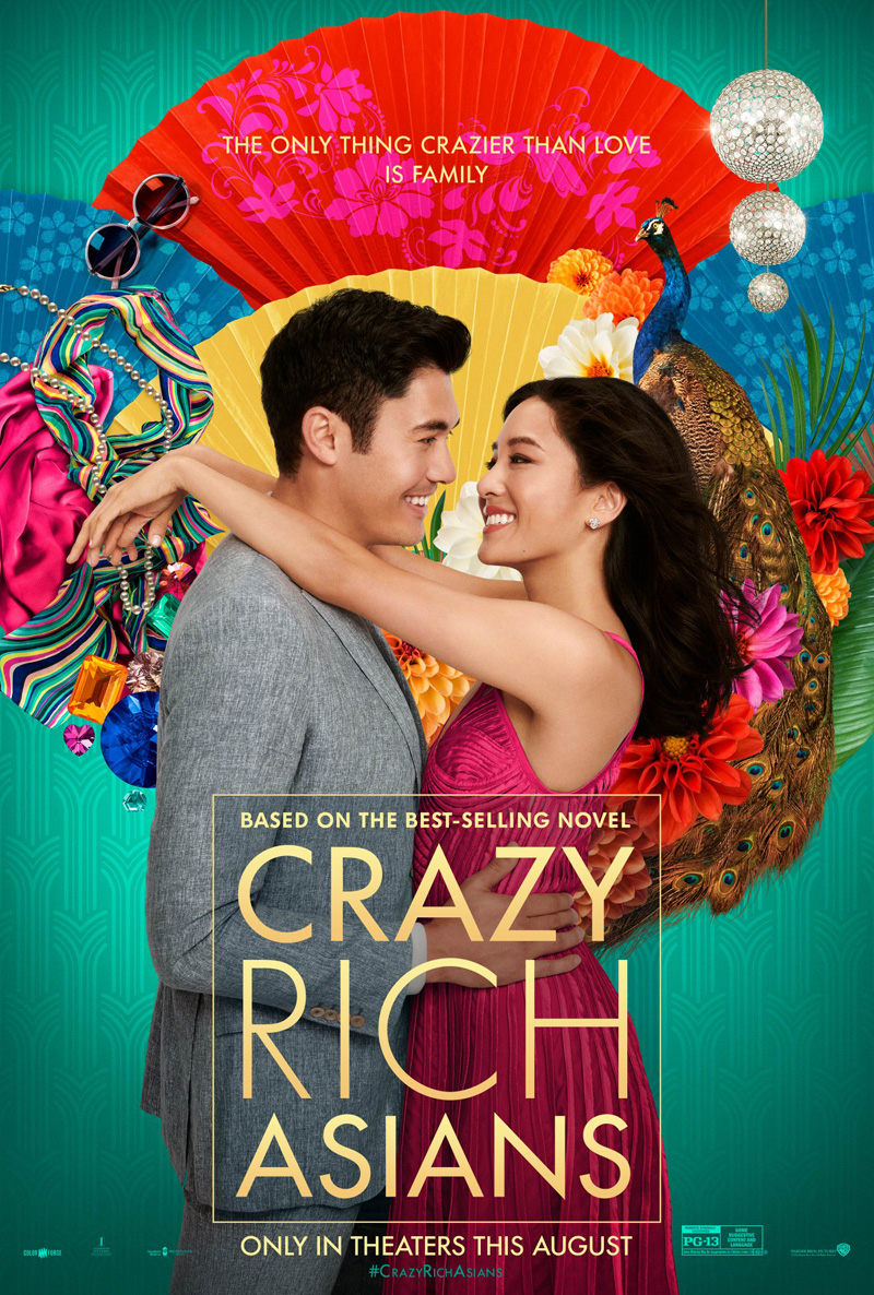 BWW Previews: Movie Trailer Drops for CRAZY RICH ASIANS Based on the Best Selling Book by Kevin Kwan