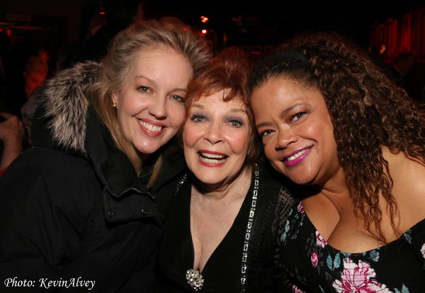 Stacy Sullivan, Anita Gillette, Natalie Douglas