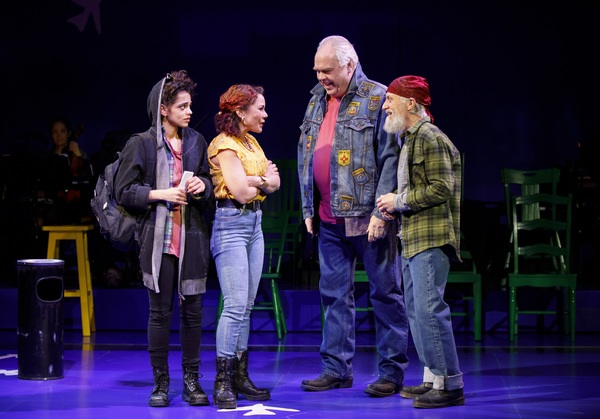 Photo Flash: Daphne Rubin-Vega Stars in MISS YOU LIKE HELL at the Public Theater
