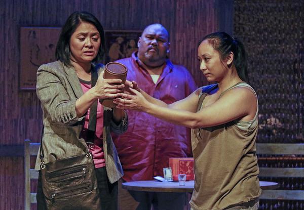 Myra Cris Ocenar, Boni B. Alvarez and Anne Yatco Photo