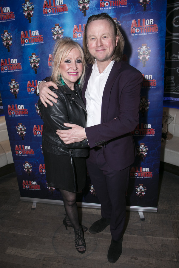 Photo Flash: ALL OR NOTHING - THE MOD MUSICAL Celebrates Gala Night