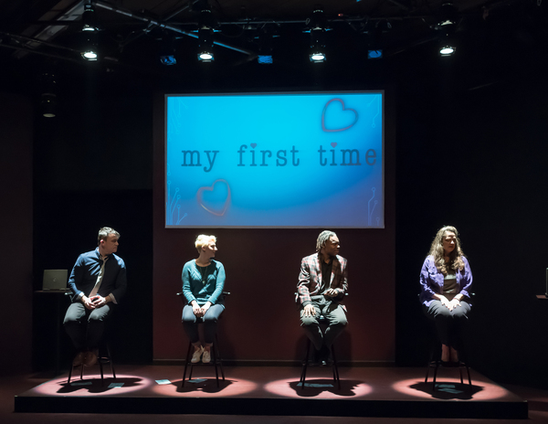 Photo Flash: MY FIRST TIME Makes Regional Premiere at Beck Center