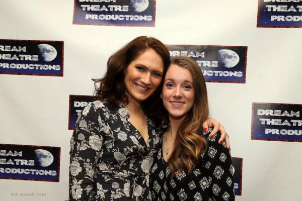 Stephanie Ann Christian (Sophie) and Gabrielle Mirabella (Donna) Photo