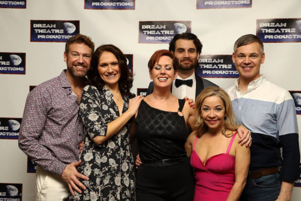 Michael Hunsaker (Sam), Gabrielle Mirabella (Donna), Kim Shriver (Tanya), Adam Kaster Photo