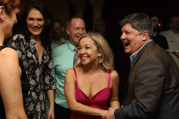 Jennifer Cody with Michael McGrath