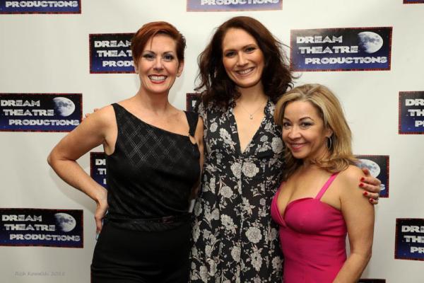 Kim Shriver, Gabrielle Mirabella and Jennifer Cody Photo