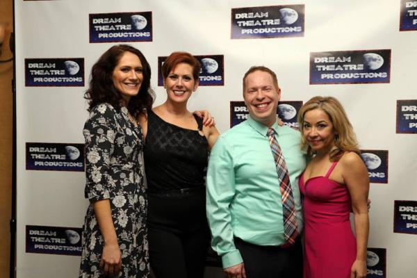 Gabrielle Mirabella, Kim Shriver, Bernard J. Solomon (DTP Executive Artistic Director Photo