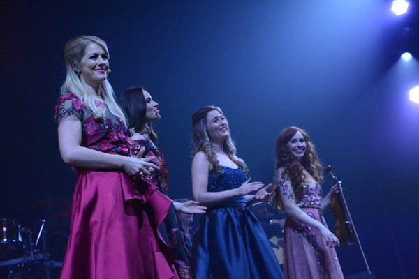 Photo Coverage: CELTIC WOMAN Return to Long Island's Tilles Center