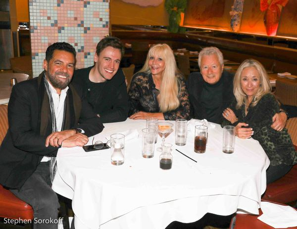 After Party, Clint Holmes, Erich Bergen, Sunny Sessa, Stephen Sorokoff, Eda Sorokoff