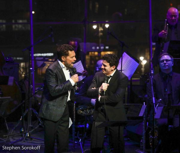 Photo Coverage: Clint Holmes Fills in For Michael Feinstein & Celebrates Frank, Dean & Sammy at Jazz at Lincoln Center