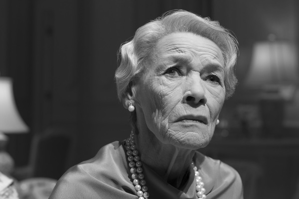Glenda Jackson in Edward Albee's Three Tall Women, directed by Joe Mantello, at the Golden Theatre.