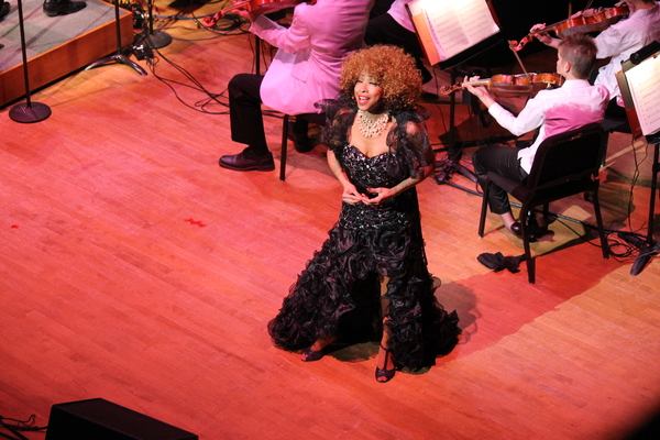 Photo Flash: Broadway's N'Kenge Dazzles In New Show LEGENDS With Jacksonville Symphony