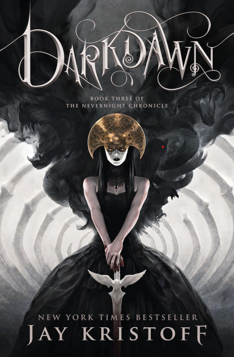 BWW Cover Reveal: DARKDAWN by Jay Kristoff