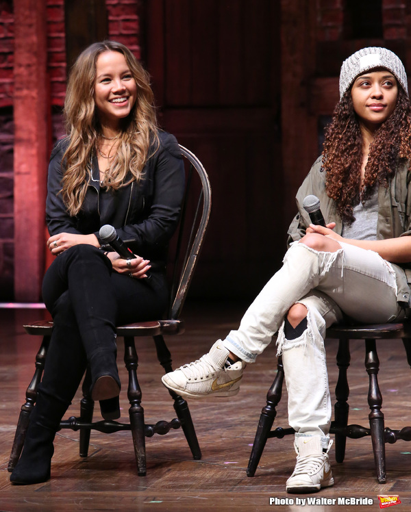 Photo Coverage: High School Students Learn From the Best at HAMILTON's Latest #EduHam