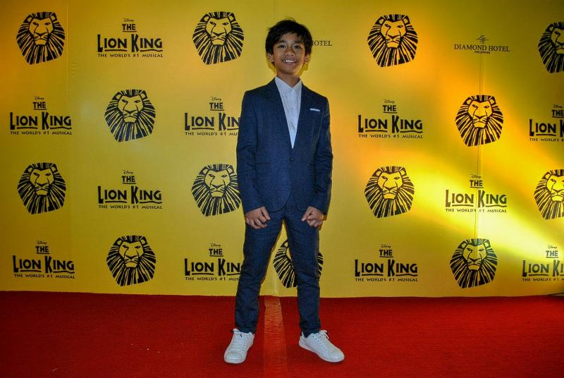 Video/Photos: First International Tour Of Disney's THE LION KING Premieres in Manila