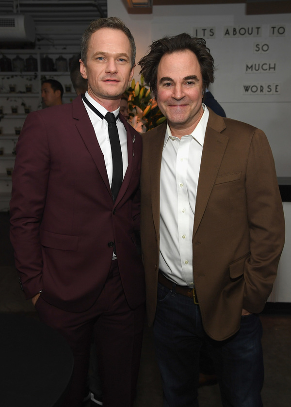 Photo Coverage: The Stars of A SERIES OF UNFORTUNATE EVENTS Celebrate the Season Two Premiere