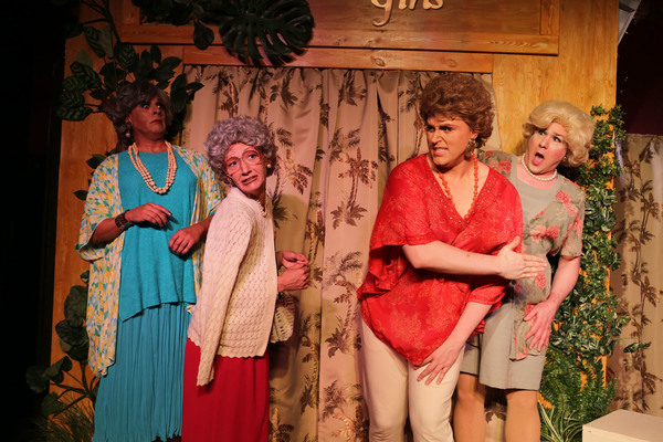 Photo Flash  Hell in a Handbag Productions Presents THE GOLDEN GIRLS  The  Lost Episodes 6933427668e9f