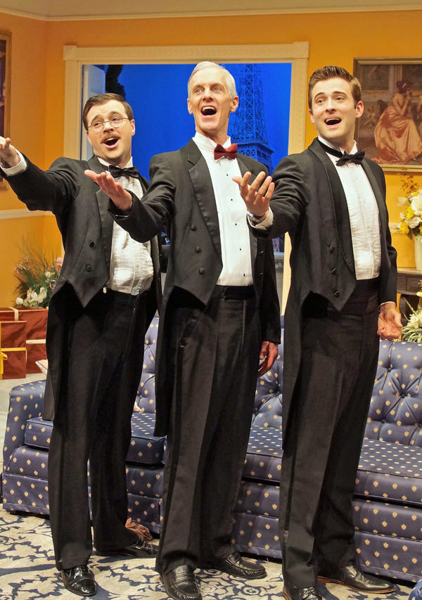 Photo Coverage: Good Theater Brings on the Laughs with A COMEDY OF TENORS