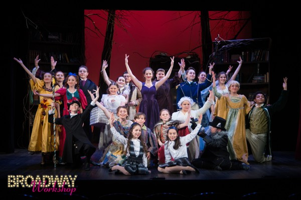 Photo Flash: INTO THE WOODS JR Brings Magic to Marjorie S. Deane Little Theater