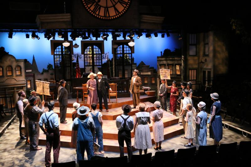 BWW Review: Nashville Rep's Timely - and Timeless - Take on INHERIT THE WIND