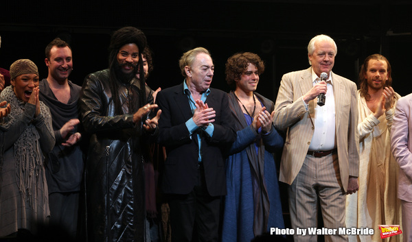 Andrew Lloyd Webber & Tim Rice with Josh Young, Paul Nolan & Company