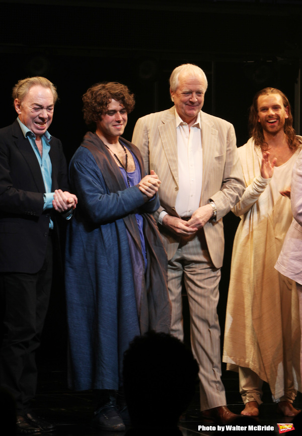 Andrew Lloyd Webber & Tim Rice with Josh Young & Paul Nolan