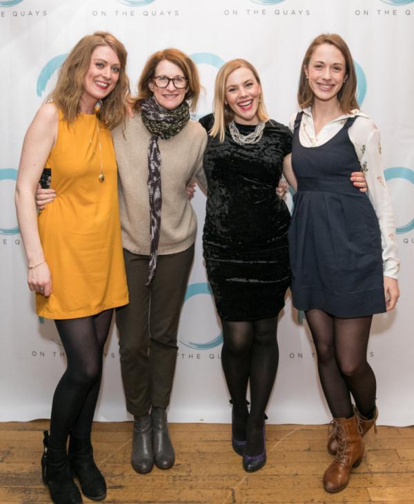 Nicola Murphy, Catriona Rubenis-Stevens, Tammy McNeill