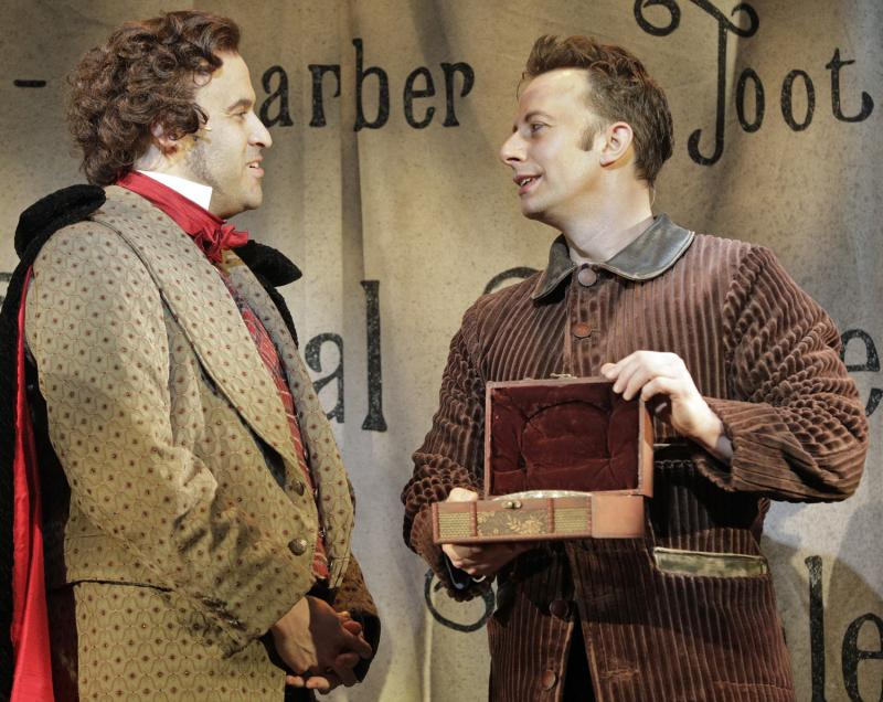 BWW Review: SWEENEY TODD at Kansas City Repertory Theatre