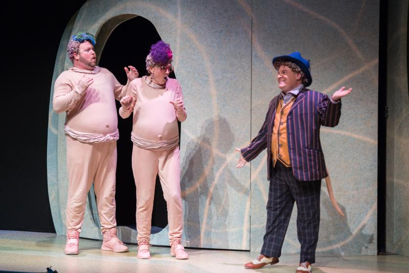 BWW Review: SCT's NAKED MOLE RAT GETS DRESSED and Gets Rockin'