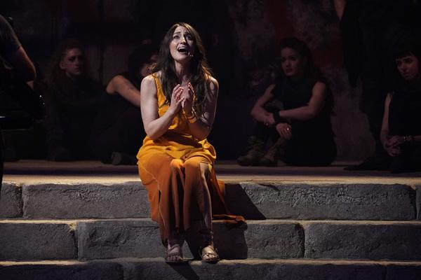 Photo Flash: Inside Dress Rehearsal For JESUS CHRIST SUPERSTAR LIVE, Starring John Legend, Sara Bareilles, and More