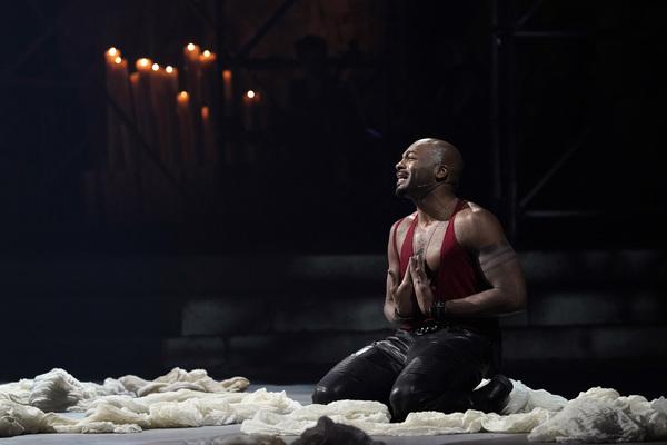 Photos: Inside Dress Rehearsal For JESUS CHRIST SUPERSTAR LIVE, Starring John Legend, Sara Bareilles, and More