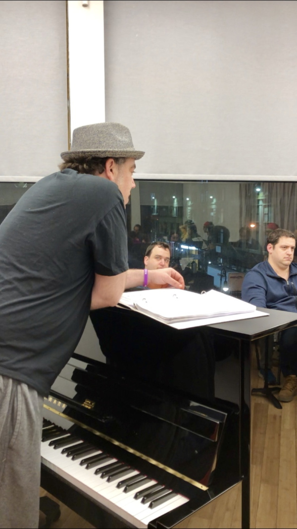 Photo Flash Epic In Rehearsal For Epic4autism Songs From