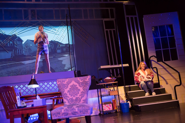 Photo Coverage: First look at Ohio University Lancaster's NEXT TO NORMAL