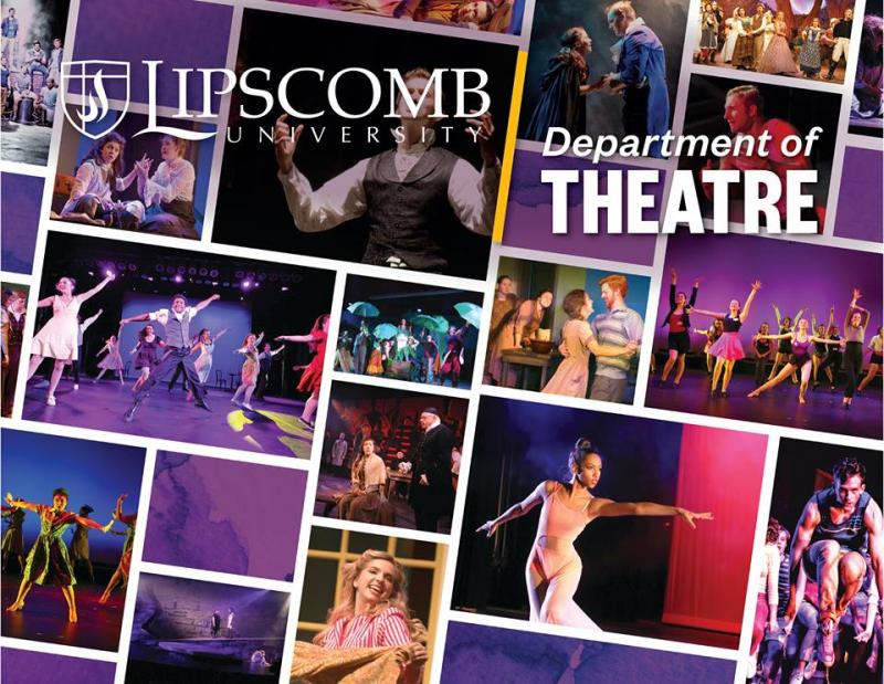 Lipscomb University Theatre Unveils 2018-19 Season with TARTUFFE, GODSPELL and more