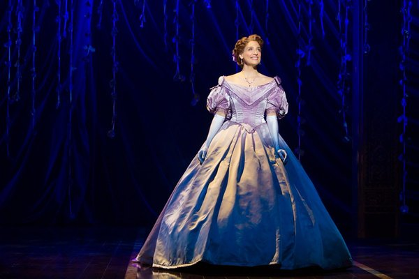Elena Shaddow in The King and I