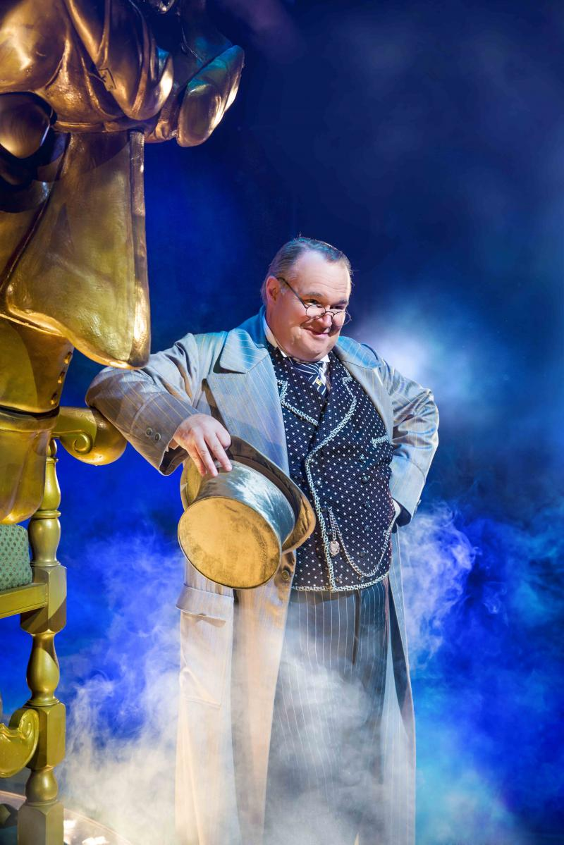 BWW Review: Magical, Memorable WICKED Flies Into TPAC's Jackson Hall for 4-Week Nashville Run