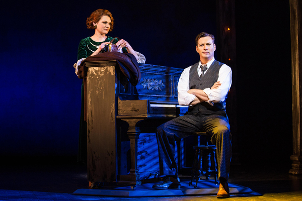 Photo Flash: The Con is On! Check Out Harry Connick, Jr. and the Cast of THE STING at Paper Mill Playhouse