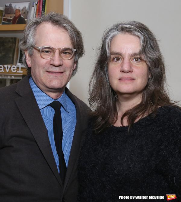 Bartlett Sher and Pam McKinnon