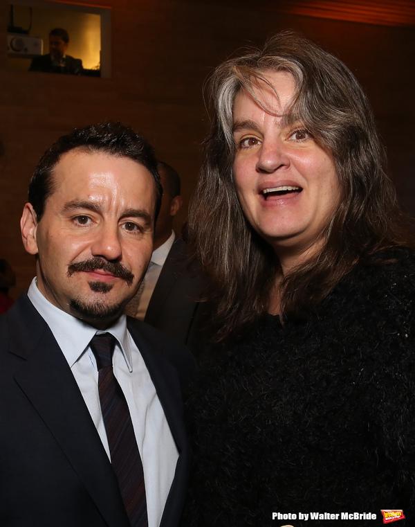 Photo Coverage: Mr. Abbott Award Honors Julie Taymor - On the Red Carpet