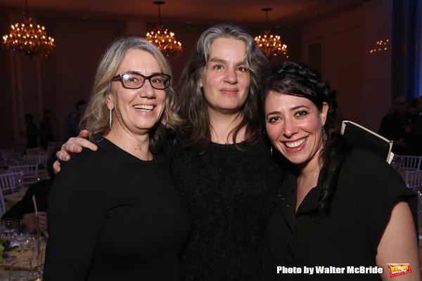 Laura Penn, Pam McKinnon and Rachel Chavkin