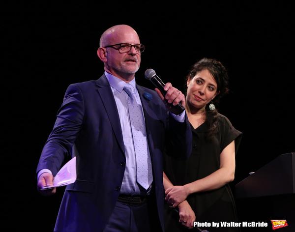 Michael Wilson and Rachel Chavkin